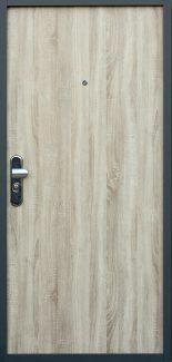 Bezpečnostné dvere SOFIA PLUS Dub Bardolino