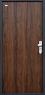 Bezpečnostné dvere SOFIA PLUS Orech Michigan